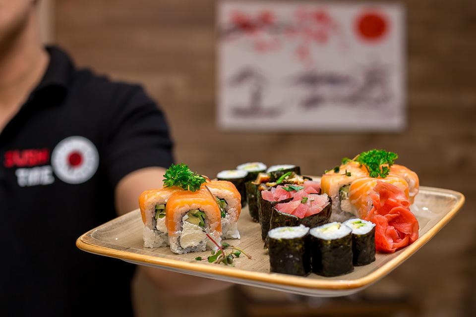 Sushi Time ресторан японской кухни в Ташкенте